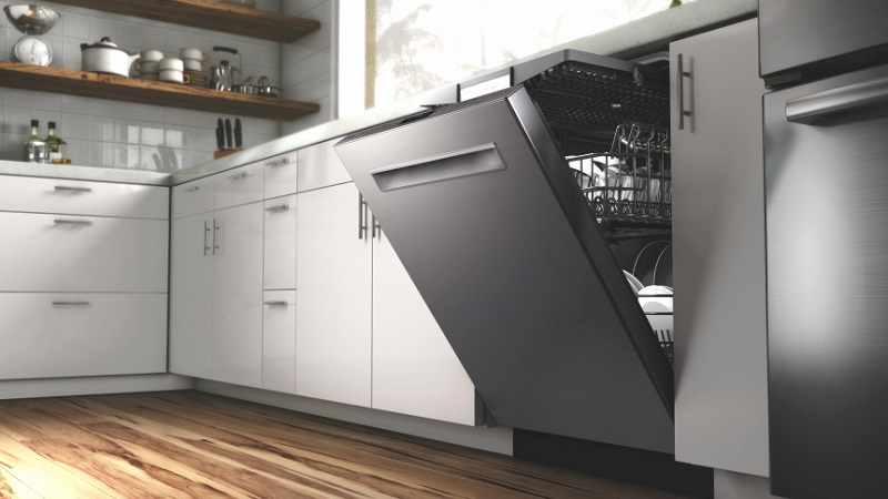 how to install dishwasher plumbing video