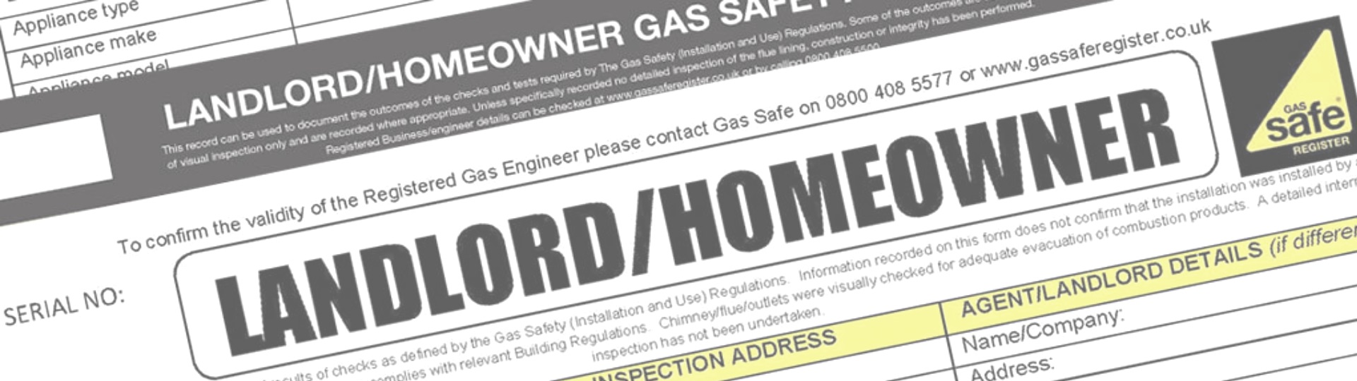 Gas Saftey Certificates Rose Green